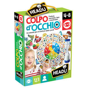 COLPO D'OCCHIO HEADU