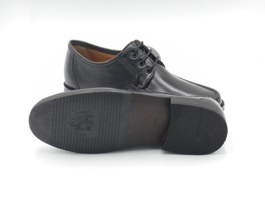 Scarpa classica pelle allacciata uomo Soft Walking