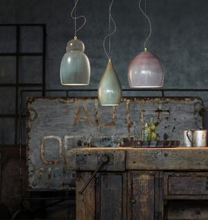 Lampada a Sospensione Vague C1414 di Ferroluce in Ceramica e Ottone, Varie Finiture - Offerta di Mondo Luce 24