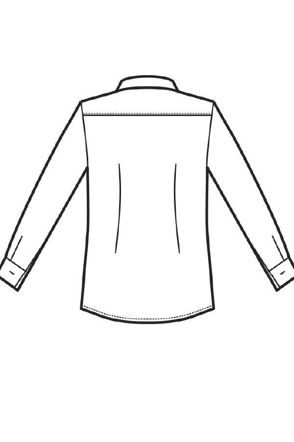 Camicia Detroit unisex Lino