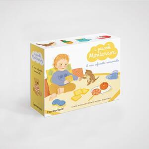 I piccoli Montessori. Il mio cofanetto sensoriale