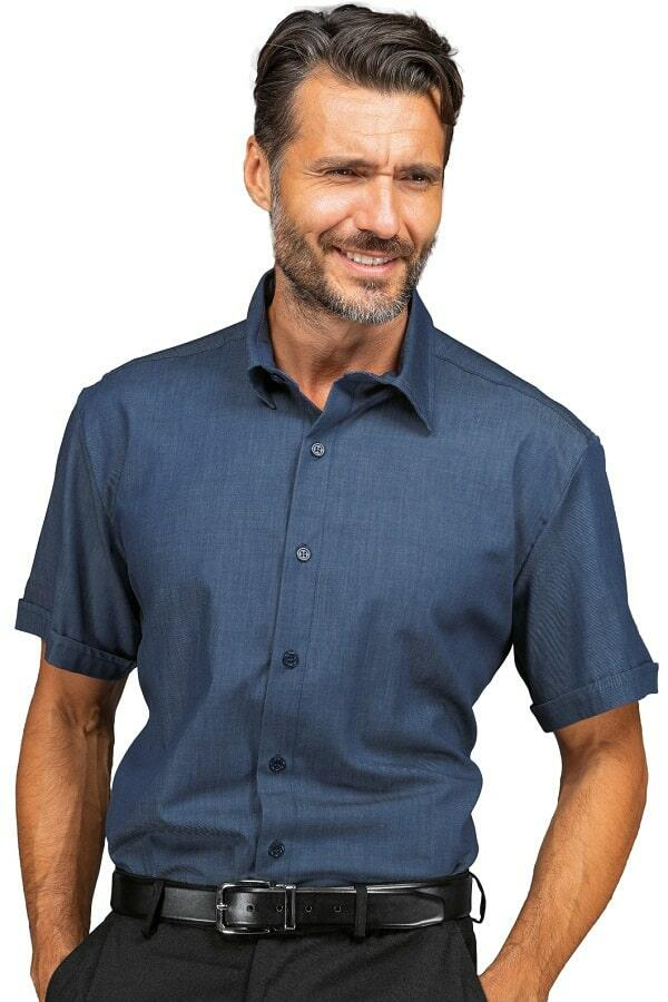 Camicia Unisex Nevada Jeans stretch
