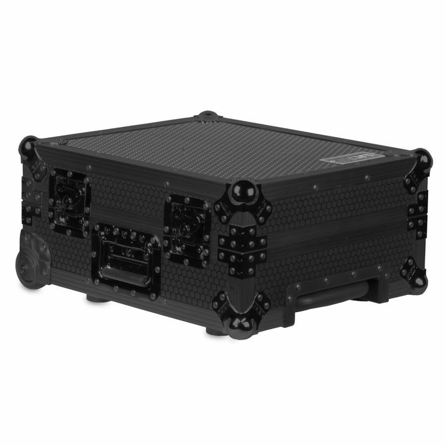 UDG FC Multiformato Giradischi Nero MK2 Plus (Trolley E Ruote)