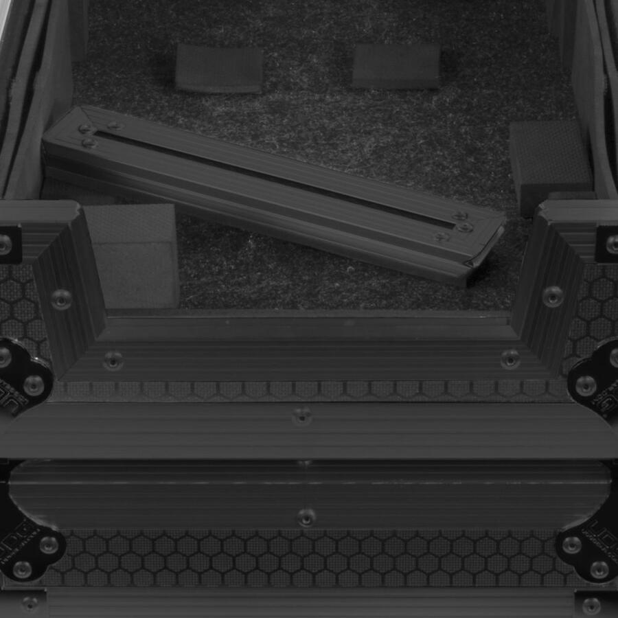 UDG FC Multi Format XXL Black Plus (Mensola Per Laptop, Trolley E Ruote)