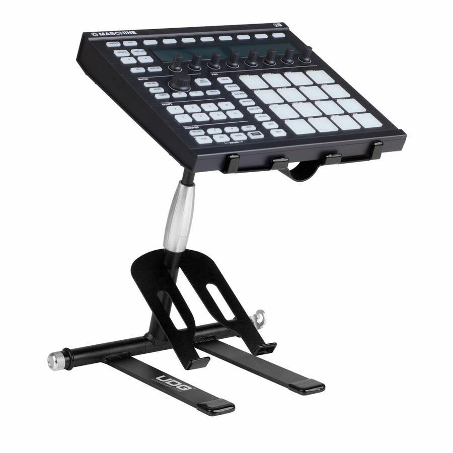 UDG Creator - Supporto in alluminio nero per Laptop / Controller