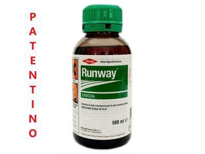 Erbicida Runway 500 ml