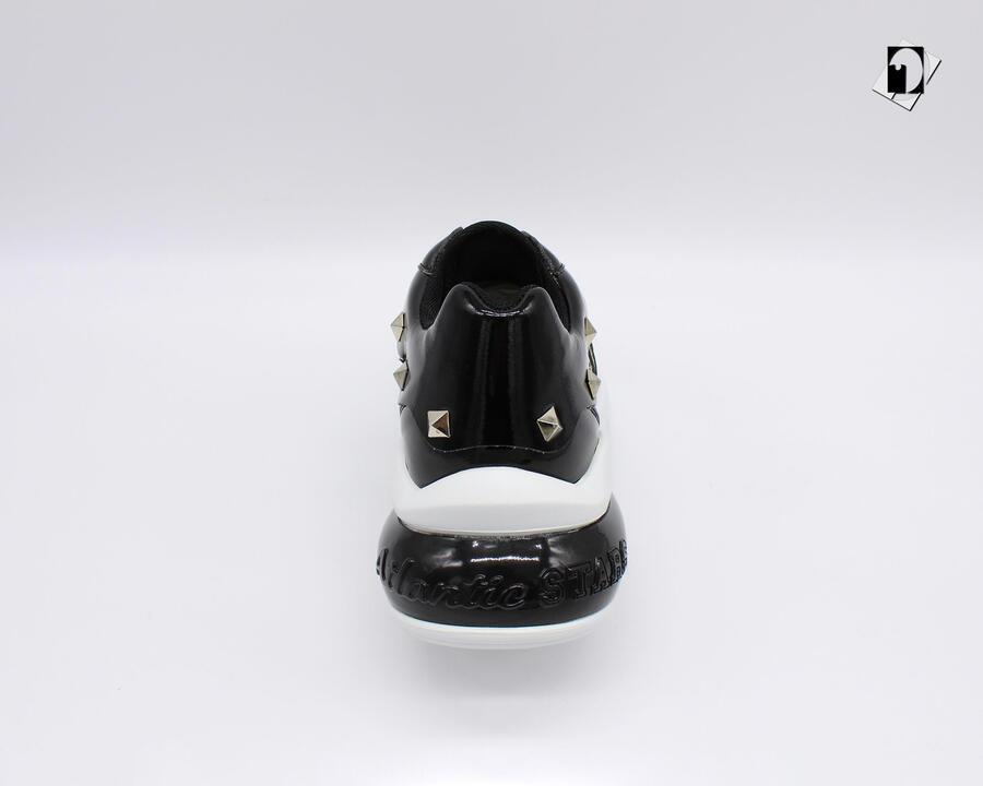 Sneakers Atlantic Stars Black Lady Space da Donna Nero NBNPA06