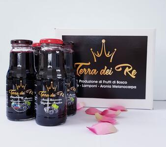 Integratore alimentare Aronia Melanocarpa 3600 ml, 12 bottiglie