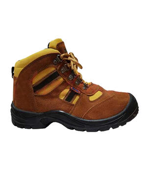 Scarpa antinfortunistica ideal star 'brown' n°42