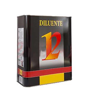 Diluente nitro antinebbia lt 5