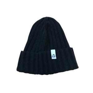 Cappello in cashmere black