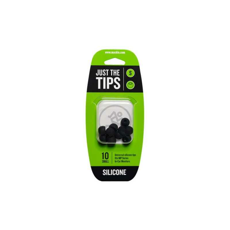 MACKIE - MP SERIES SILICONE BLACK TIPS KIT