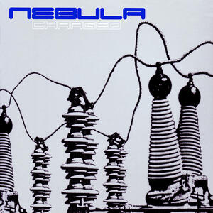 NEBULA - CHARGED LP(WHITE SPLATTER)