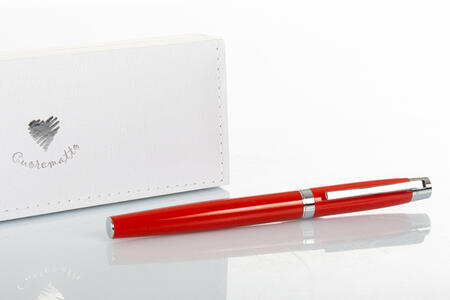 Roller rossa 14 cm,  collezione Roller