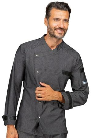 Giacca Cuoco Erickson Black Jeans