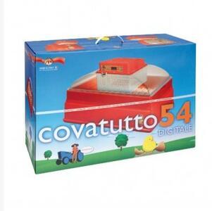 Incubatrice Covatutto 54 Digitale