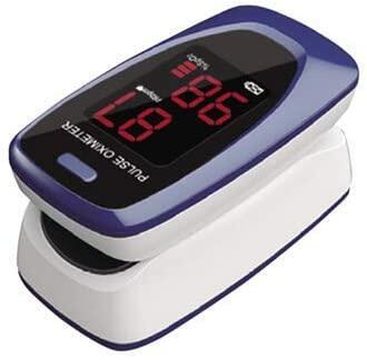 Medipresteril Oxyblood-2 Saturimetro/Pulsossimetro Da Dito 1 Pezzo
