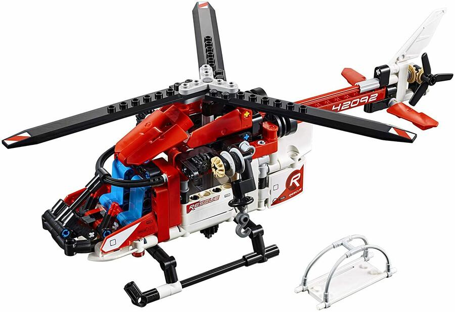 Elicottero di salvataggio - Lego Technic 42092 - 8+ anni