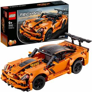 Chevrolet Corvette ZR1 - Lego Technic 42093 - 9+ anni
