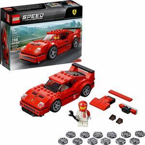 Ferrari F40 Competizione - Lego Speed Champions 75890 - 7+ anni