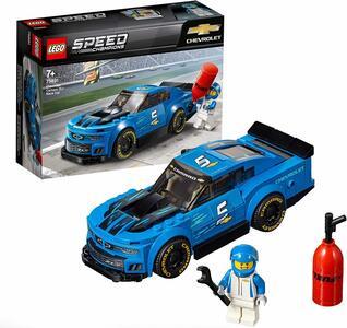 Chevrolet Camaro ZL1 Race Car - Lego Speed Champions 75891 - 7+ anni