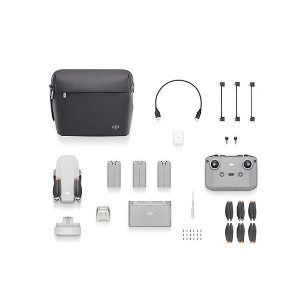 DJI MINI 2 FLY MORE COMBO NUOVO