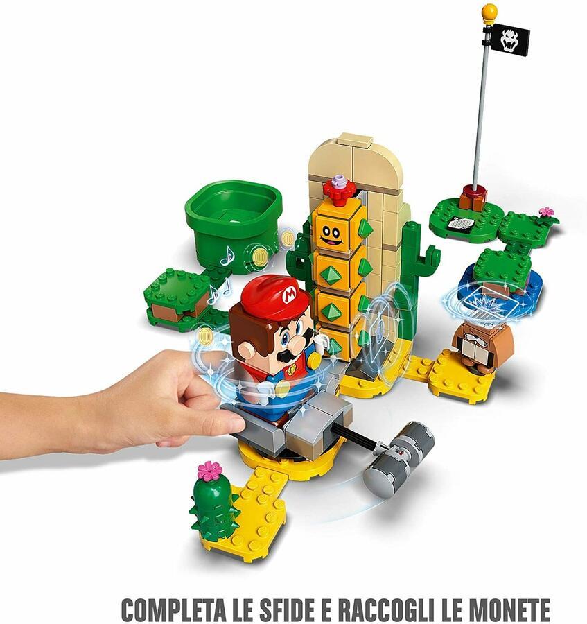 Marghibruco del Deserto - Lego Super Mario 71363 - 6+ anni
