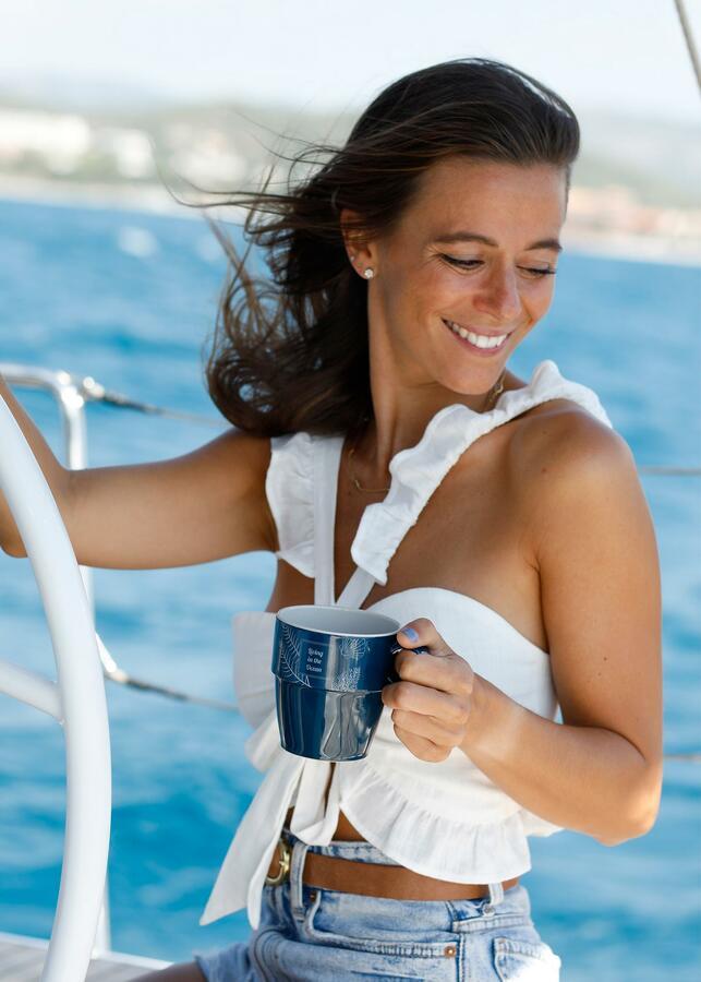 Mug 6 pz. Serie LIVING di Marine Business - Offerta di Mondo Nautica 24
