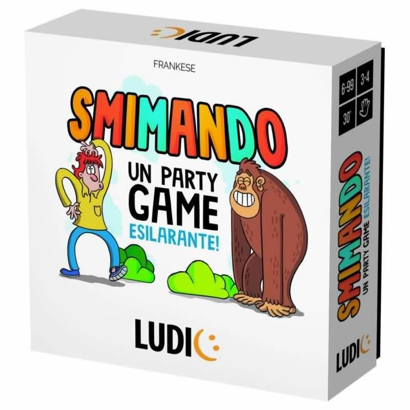 SMIMANDO LUDIC HEADU