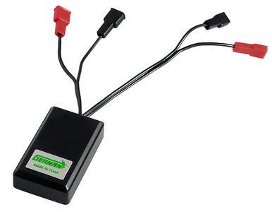 Temporizzatore a intermittenza per richiami elettrici ad alimentazione 6 volt. art.7-2660
