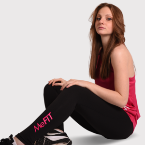 Leggins MFPro (Black/Pink)