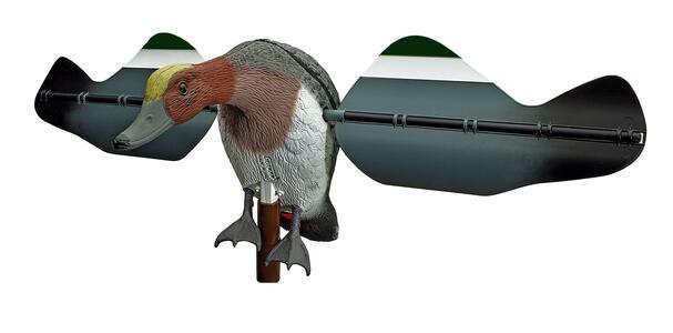Fischione maschio/femmina ad ali girevoli ondulate dimensioni corpo cm.46