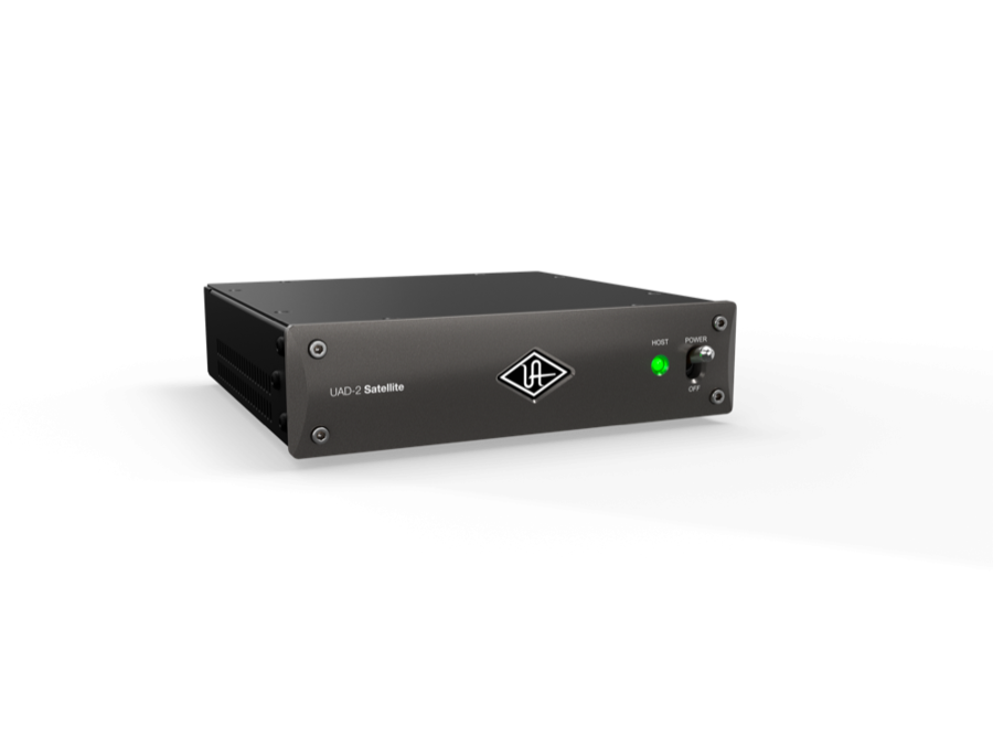 Universal Audio UAD-2 Satellite Thunderbolt 3 OCTO Core