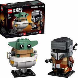 Il Mandaloriano e il Bambino - Lego Star Wars 75317 - 10+ anni