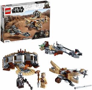The Mandalorian Allarme su Tatooine -  Lego Star Wars 75299 - 7+ anni