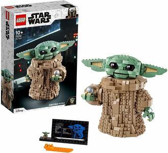 The Mandalorian Il Bambino Baby Yoda - Lego Star Wars 75318 - 10+ anni