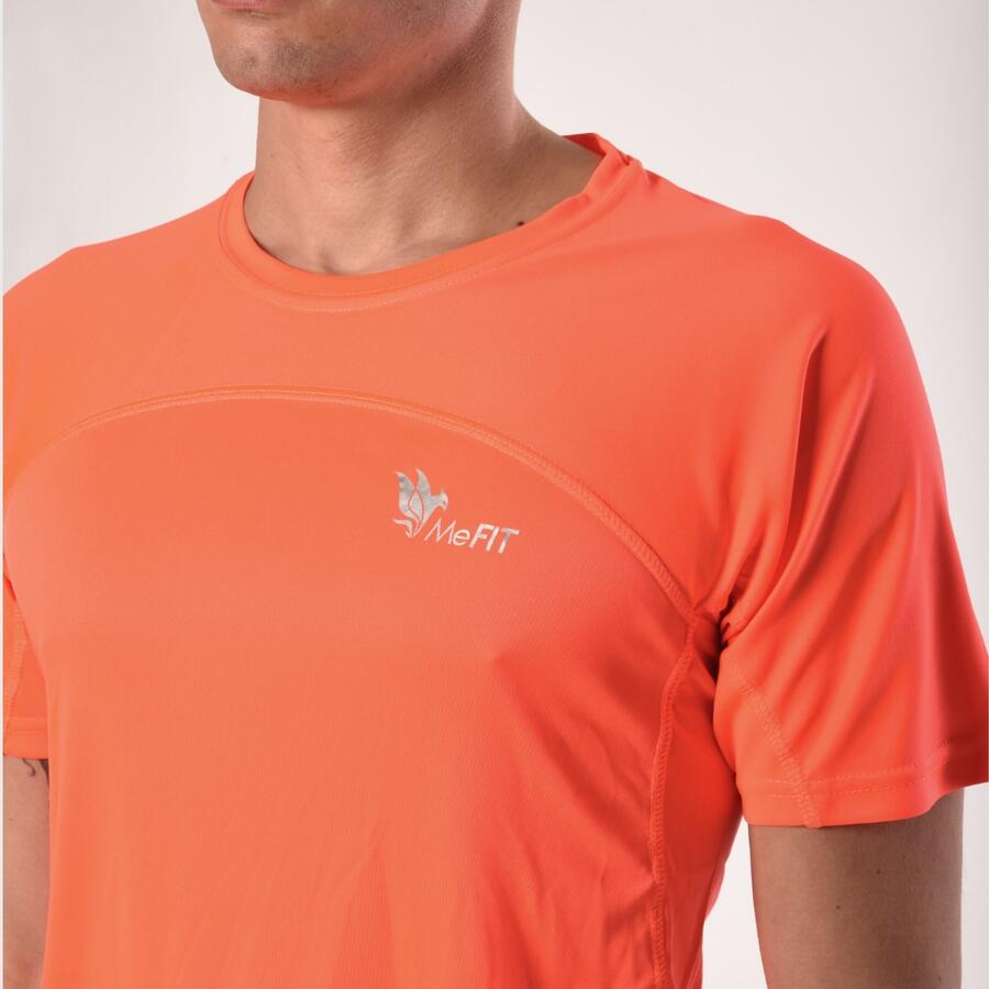 Free Run T-Shirt - (Coral Fluo)