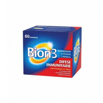 BION 3 Difese Immunitarie - 60 compresse