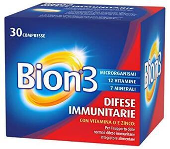 BION 3 Difese Immunitarie - 30 compresse