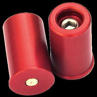 Salva percussore in alluminio anodizzato cal.12 - 20  - 28  - 36/410