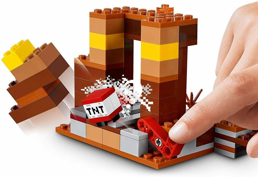 The Trading Post - Lego Minecraft 21167 - 8+