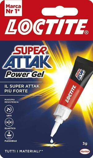 LOCTITE POWER ATTAK POWER GEL HENKEL