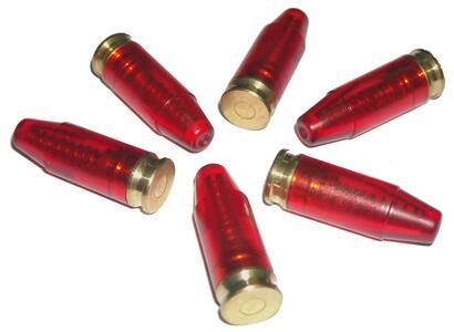 Salva percussore in plastica cal.7,65 - 9para - 9x21 - 38/357