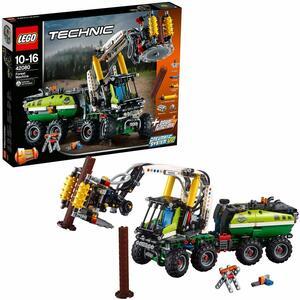 Macchina Forestale - Lego Technic 42080 - 10+ anni