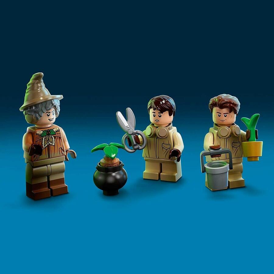 Lezione di Erbologia a Hogwarts - Lego Harry Potter 76384 - 8+ anni