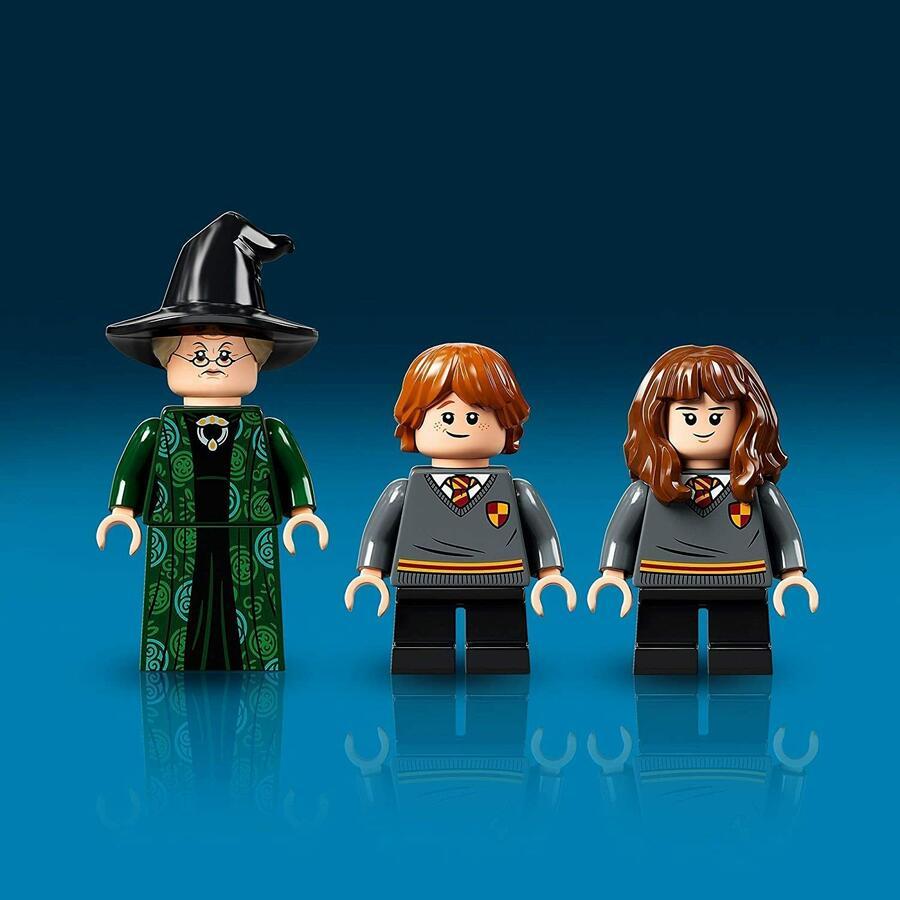 Lezione di Trasfigurazione a Hogwarts - Lego Harry Potter 76382 - 8+ anni