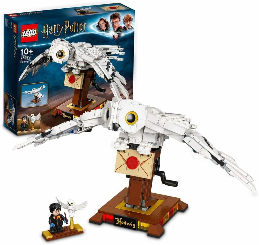 Edvige - Lego Harry Potter 75979 - 10+ anni