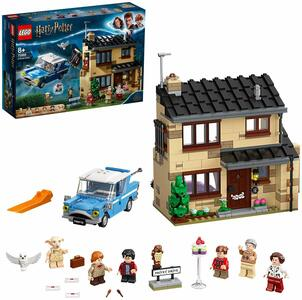 4 Privet Drive - Lego Harry Potter 75968 - 8+ anni