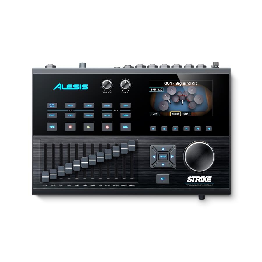 ALESIS - STRIKE PERFORMANCE DRUM MODULE