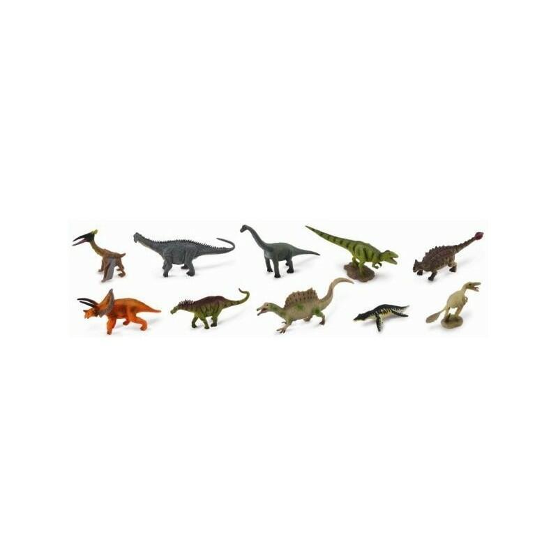Dinosauri in miniatura - Collect A1102 - 3+ anni